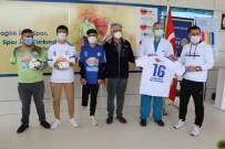 Ampute Futbol Takımı Yeni Formalarına Kavuştu