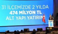 Başkan Altay Açıklaması 'Konya'daki Birlik Ve Beraberlik Gıpta İle Takip Ediliyor'