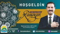 Başkan Geylani'den 'Ramazan Ayı' Mesajı