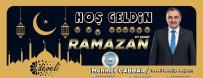 Başkan Mehmet Cabbar Açıklaması 'Ramazan'da Edindiğimiz Nefis Terbiyesinin Yıl Boyunca Sürmesini Dilerim'