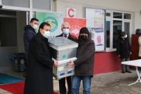 Bolu'da Arıcılara Modern Kovan Desteği Sağlandı