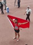 Cihat Ulus, İran'dan Altüın Madalya İle Döndü