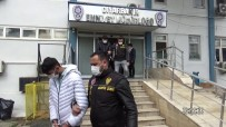 Diyarbakır'da 400 Bin Liralık Hırsızlık Olaylarına Katılan 14 Şüpheli Yakalandı