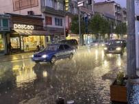 Düzce'ye 24 Saatte 264.9 Kilogram Yağış Düştü