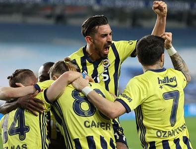 Fenerbahçe lider takibini sürdürdü!