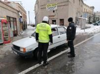 Güzelyurt İlçesinde Polis İhlale İzin Vermiyor