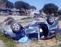 İzmir'de katliam gibi kaza!