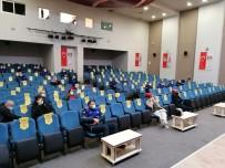Körfez Belediyesi Personeline 'Stres Ve Öfke' Eğitimi Verildi