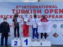 Körfezli Sporcular Antalya'dan 3 Madalya İle Döndü