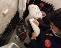 Mardin'de Bir Kadın Banyoda Ölü Bulundu