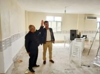 Silvan'da Sosyal Sorumluluk Projesi Kapsamında Cami Taziye Evi Ve Okul Onarımını Yapıldı