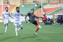Süper Lig Açıklaması Aytemiz Alanyaspor Açıklaması 0 - Denizlispor Açıklaması 1 (İlk Yarı)