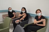 Trakya'da Her 3 Kişiden Biri Aşılandı