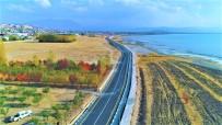 Tuşba Belediyesinin Yaptırdığı Sahil Yolu Trafiğe Açıldı