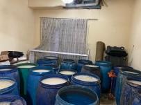 Adana'da 8 Bin 200 Litre Sahte İçki Ele Geçirildi