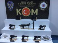 Adana'da Silah Kaçakçılığı Operasyonu Açıklaması 20 Gözaltı