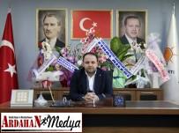 AK Parti Ardahan İl Başkanı Koç Açıklaması ''Kayıp 128 Milyar Dolar İddiası İftiradır''
