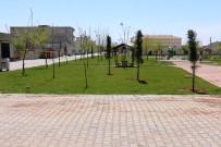 Akçakale'ye 10 Adet Yeni Park