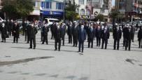 Atatürk'ün Burhaniye'ye Gelişinin 87.Yılı Törenlerle Kutlandı
