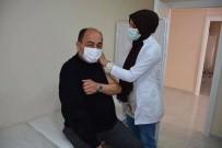 Başkan Demirtaş, 2'Nci Doz Aşısını Oldu