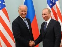 Biden'den Putin'e görüşme teklifi!
