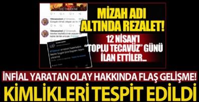 Büyük infial yaratan '12 Nisan' paylaşımları hakkında flaş gelişme: Provokatörlerin kimlikleri tespit edildi...