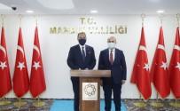 Cezayir'in Ankara Büyükelçisi'nden Vali Demirtaş'a Ziyaret