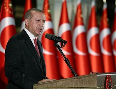 Başkan Erdoğan'dan net mesajlar!