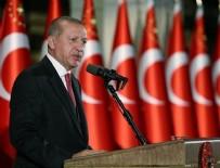 Başkan Erdoğan millete sesleniyor!
