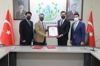 Diyarbakır'da TSE Covid-19 Güvenli Hizmet Belgeli Kaymakamlık