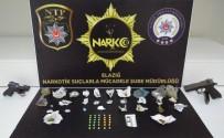 Elazığ'da Uyuşturucu İle Mücadele 36 Şahsa İşlem Yapıldı