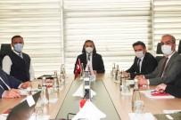 Elazığ TSO Başkanı  Aslan Açıklaması'önceliğimiz  Şehre Ve Üyelerimize Değer Katmaktır'
