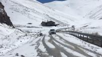 Erzurum'da Kar Sürprizi