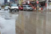 Iğdır'da 'Nisan Yağmurları' Etkili Oluyor