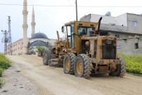 Karaköprü Kırsalında Çalışmaları Sürüyor