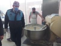 Kars'ta Zabıtadan Fırınlara 'Ramazan' Denetimi