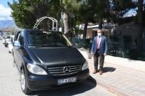 Kemer'de Korona Virüs Hastalarının Taşınması İçin Araç Desteği