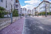 Kepez'de Kilit Taşlı Yolların Dönüşümü Tamamlandı