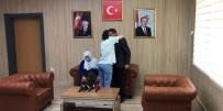 Mardin'de Teslim Olan Kadın Terörist Ailesi İle Buluşturuldu