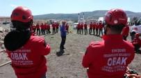 Odunpazarı Belediyesi Arama Kurtarma Ekibi Kuruldu