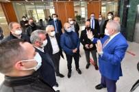 OSB'de Çelik Kapı İhtisas Fuarı Değerlendirme Toplantısı Yapıldı