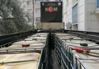 Osmaniye'de 12 Ton Kaçak Akaryakıt Ele Geçirildi