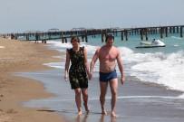 (ÖZEL) Rus Tatilciler Alınan Seyahat Kısıtlamasına Tepkili