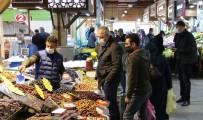 Pandemi İle Durgunluk Yaşayan Kapalı Çarşı, Ramazan'la Hareketlendi