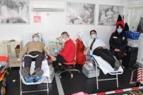 Polis Haftasında 120 Ünite Kan Toplandı