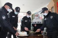 Rehin Alma İhbarına Giden Polis Ekiplerine Sürpriz Kutlama