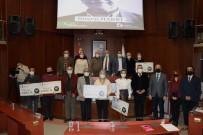 Ruşen Hakkı Şiir Yarışması'nda Ödüller Sahiplerini Buldu