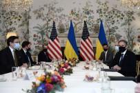 Ukrayna Dışişleri Bakanı Kuleba, ABD'li Mevkidaşı Blinken İle Görüştü