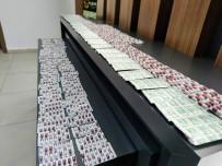 Uşak'ta Bin 708 Sentetik Uyuşturucu Hap Ele Geçirildi