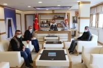 Yatırımcı İş Adamlarından Havza Belediye Başkanı Özdemir'e Ziyaret